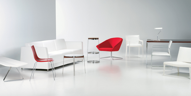 Bernhardt Design Has Its Own Showrooms And S Force As Well A Unique Product Line That Garnered Numerous Awards