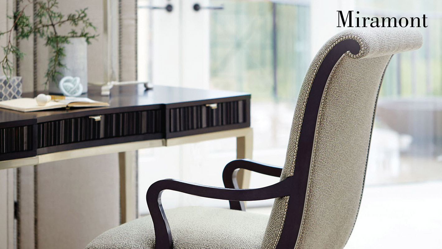 items home office workspace miramont home office items bernhardt