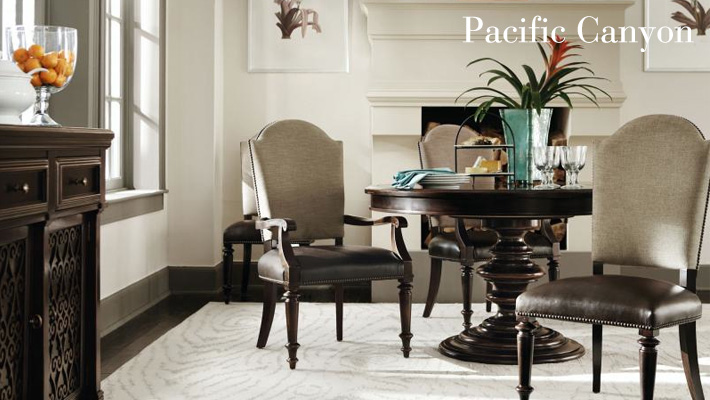 Pacific Canyon Dining Room Items Bernhardt