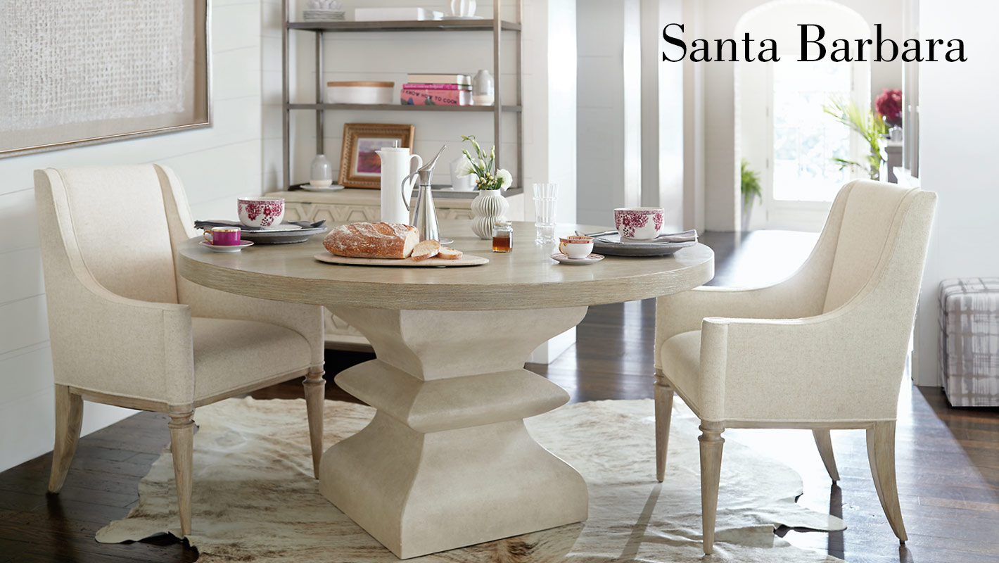 With Its Attention To Detail And Artistry, Santa Barbara Is A Traditional  Furniture Collection Offering Classic Forms Complemented By Lighter And  Brighter ...