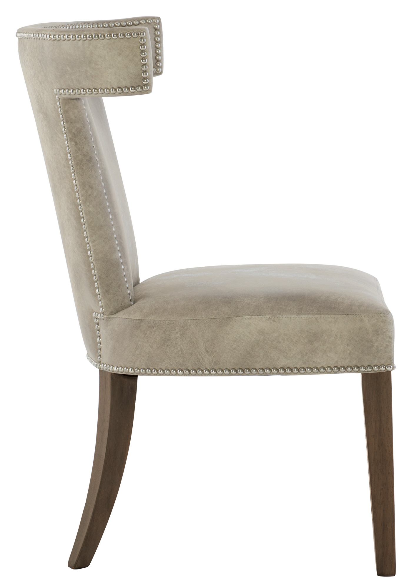 Leather Dining Side Chair | Bernhardt