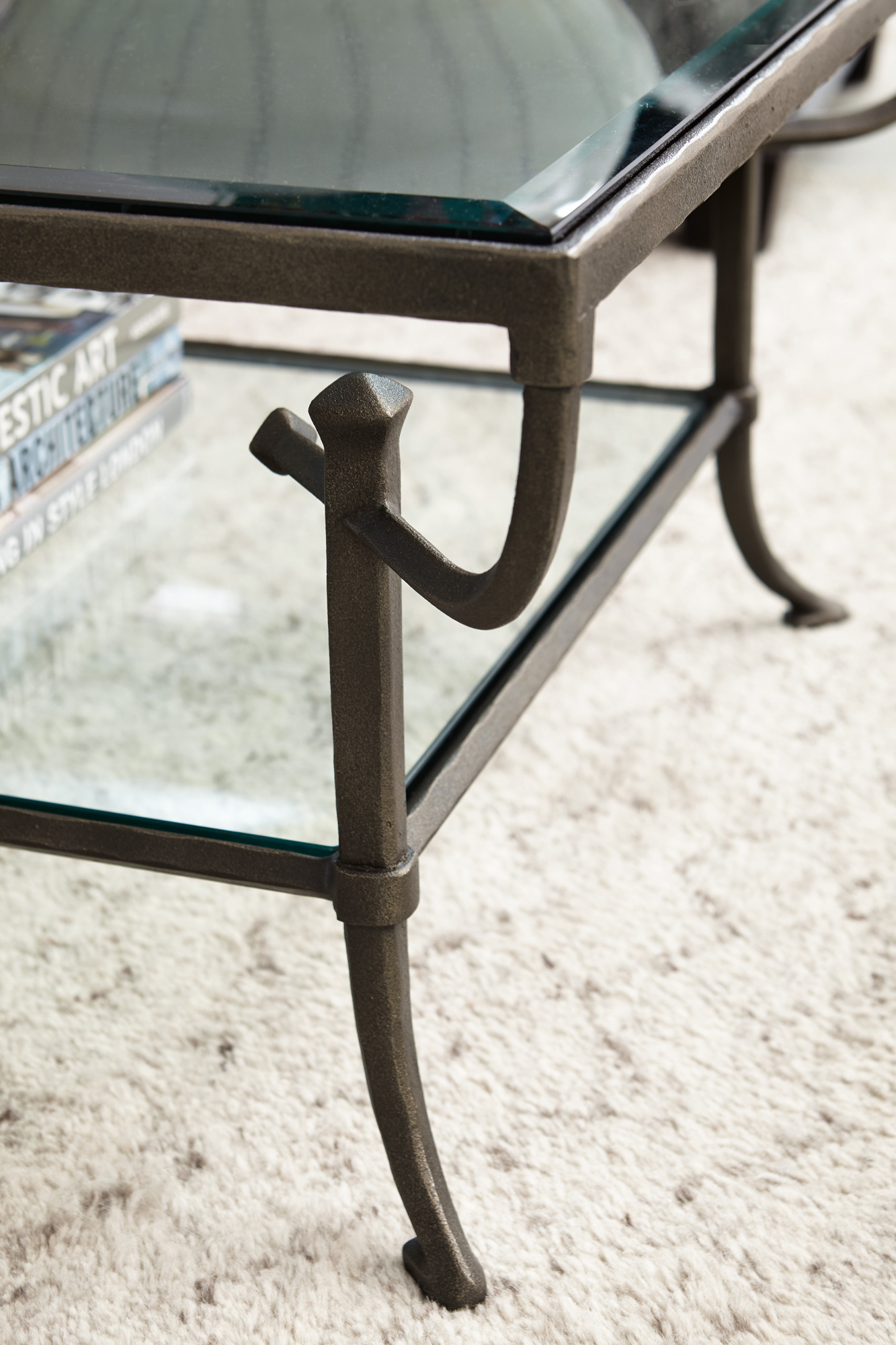 Rectangular Cocktail Table Bernhardt