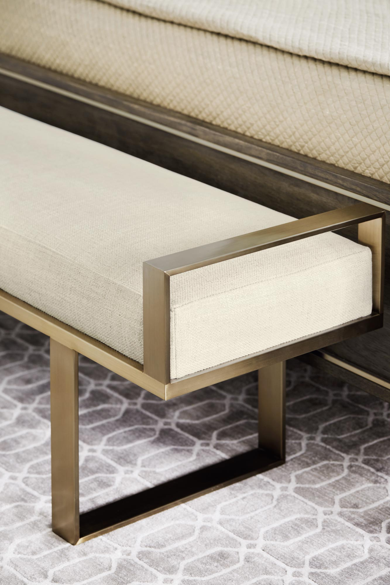 Bedroom Bench Upholstered