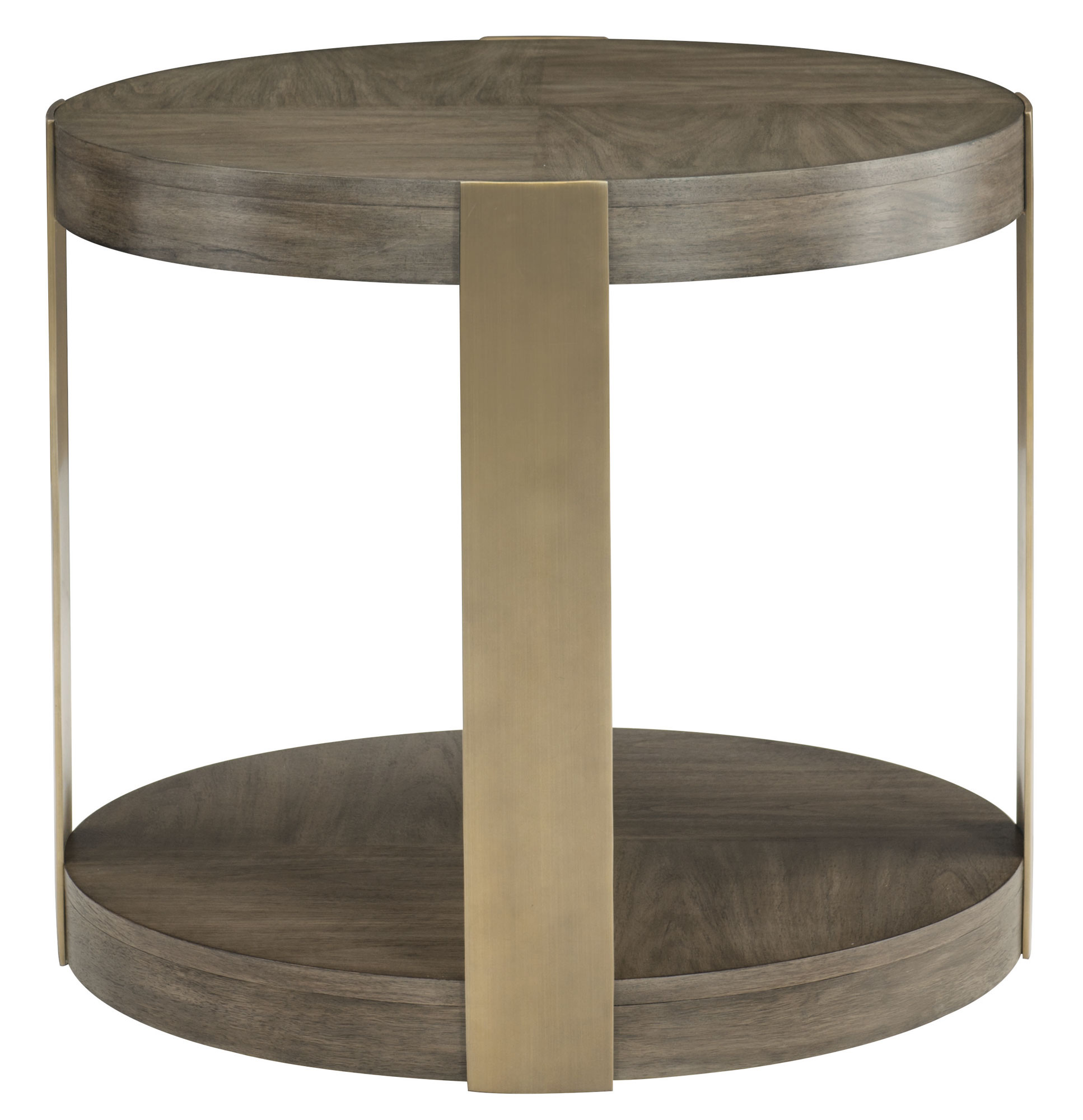 Picture of: Round Chairside Table Bernhardt