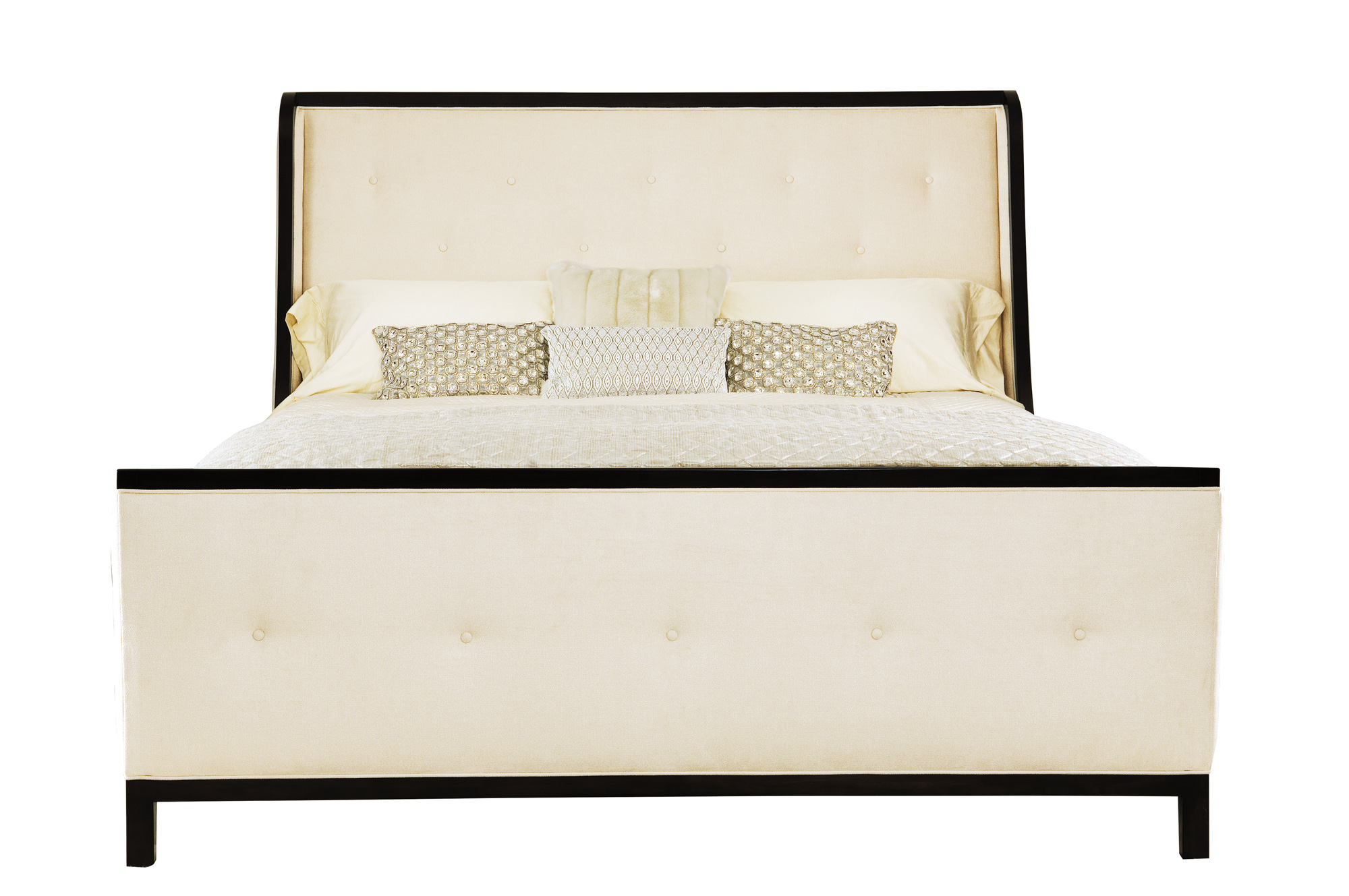 Marvelous Upholstered Bed Bernhardt Home Interior And Landscaping Analalmasignezvosmurscom
