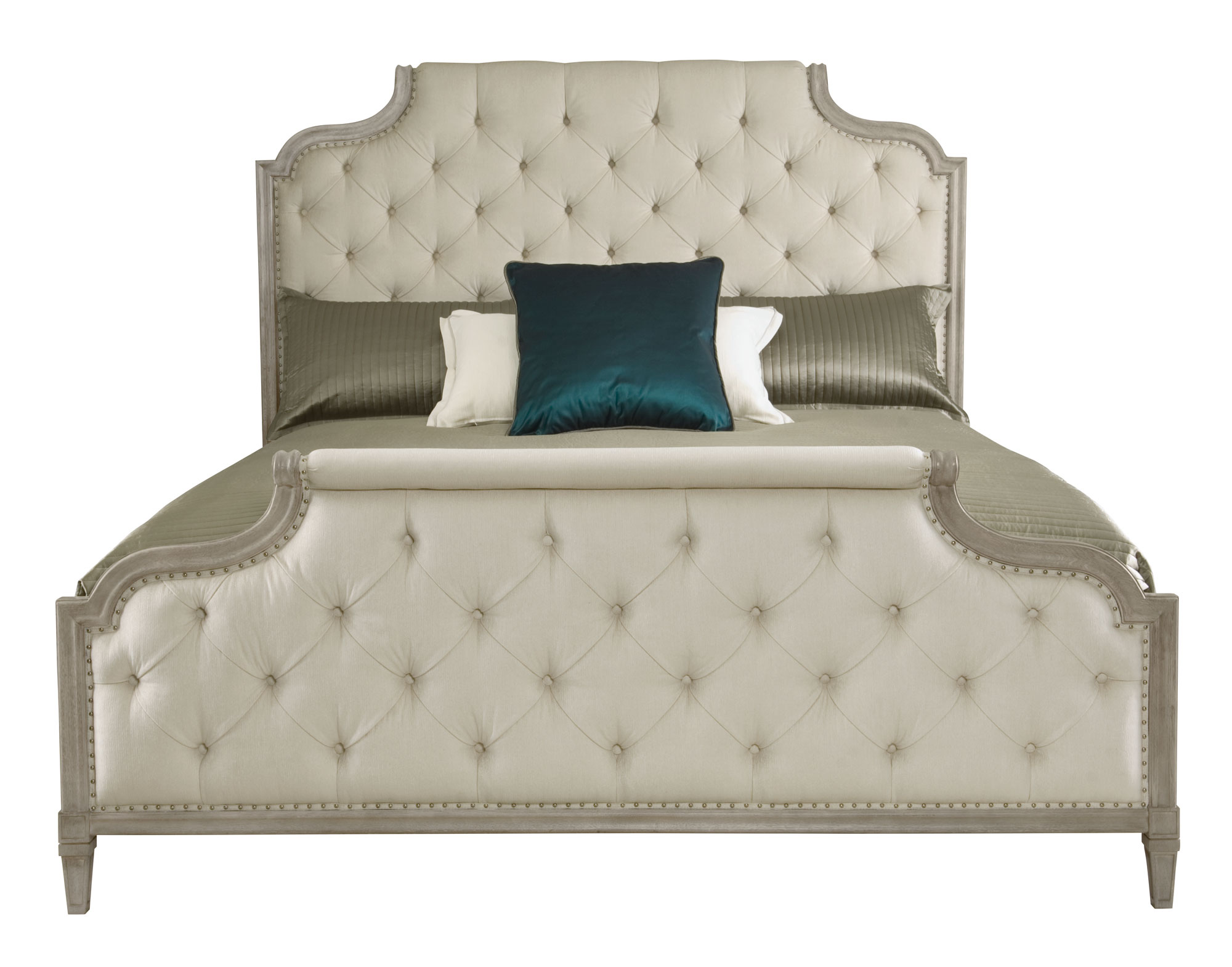 Strange Upholstered Bed Bernhardt Home Interior And Landscaping Analalmasignezvosmurscom