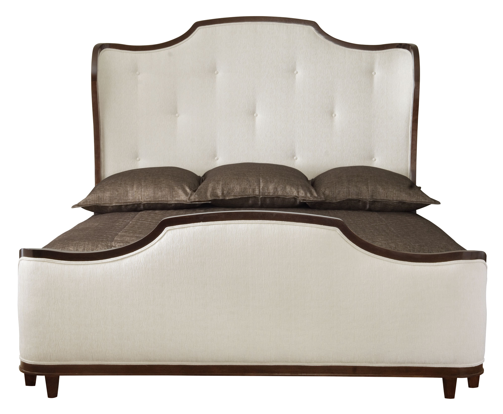 Miraculous Upholstered Panel Bed Bernhardt Home Interior And Landscaping Analalmasignezvosmurscom
