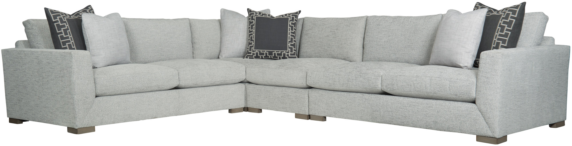 Stupendous Sectional Bernhardt Home Interior And Landscaping Ponolsignezvosmurscom