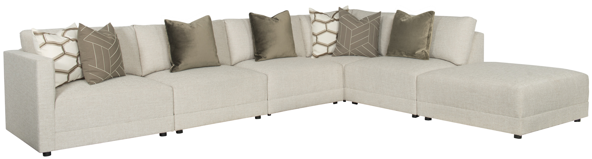 sectional bernhardt left arm chaise lounge chair left and right arm chairs